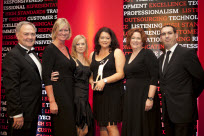 Xerox International Shared Services Centre of the Year 2011