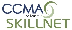 CCMA Ireland Skillnet Logo Funding for Certified Training