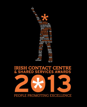 Irish Contact Centre & Shared Services Awards 2013