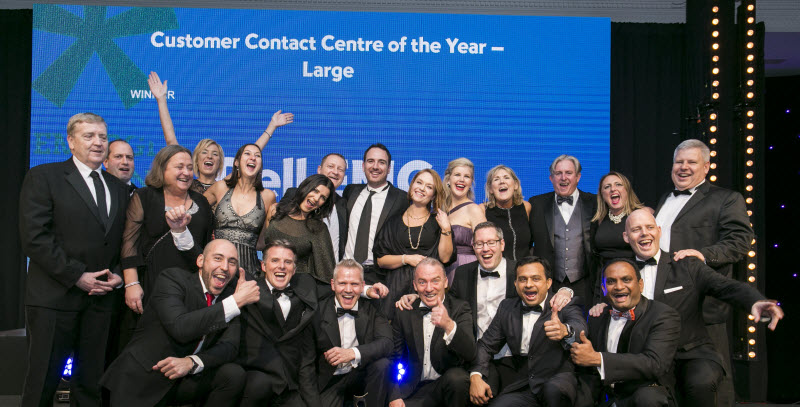 2017 Contact Centre of the Year