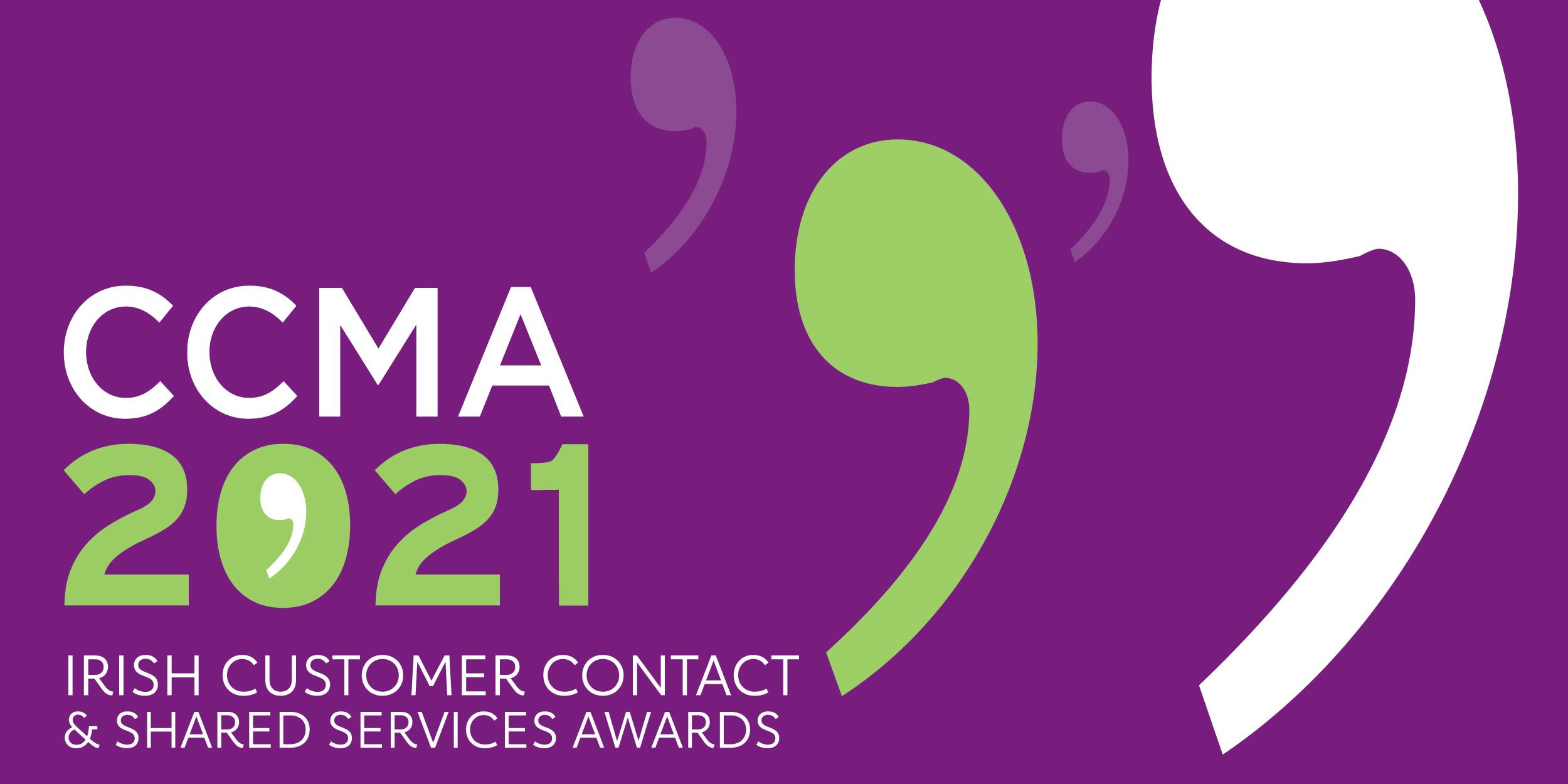 CCMA Irish Customer Contact & Shared Services Awards 2021 - Judges Call