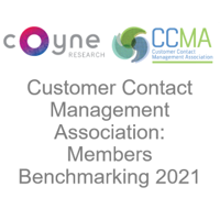 CCMA Launch of Members Benchmarking Report 2021