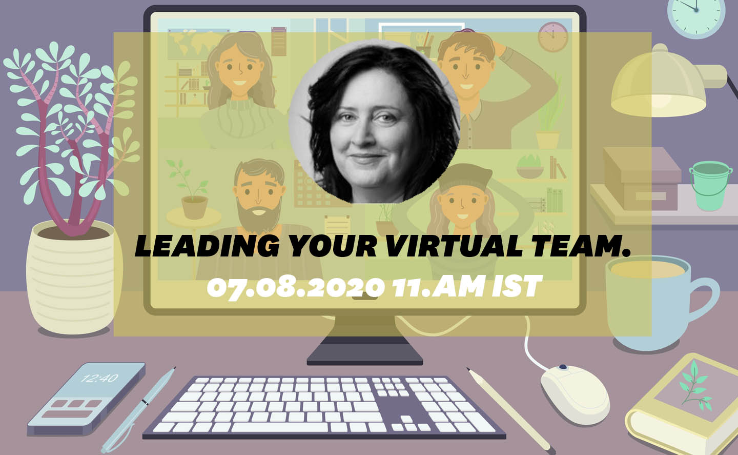 CCMA Ask the Expert - Leading your Virtual Team - Staff Engagement - Alison Creed The Coaching Creed
