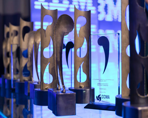CCMA Irish Customer Contact & Shared Services Awards 2020 - Announcing the Shortlist for Individual Award Categories