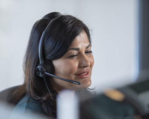 Why Qd Headsets Are Best for a Hybrid Contact Center Workforce