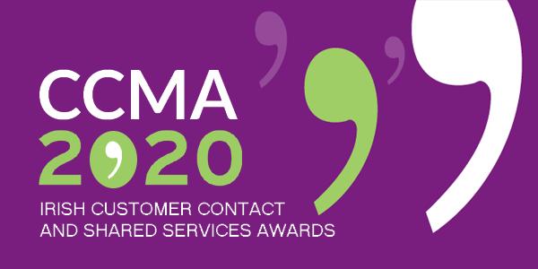Judges Call CCMA Irish Customer Contact & Shared Services Awards 2020