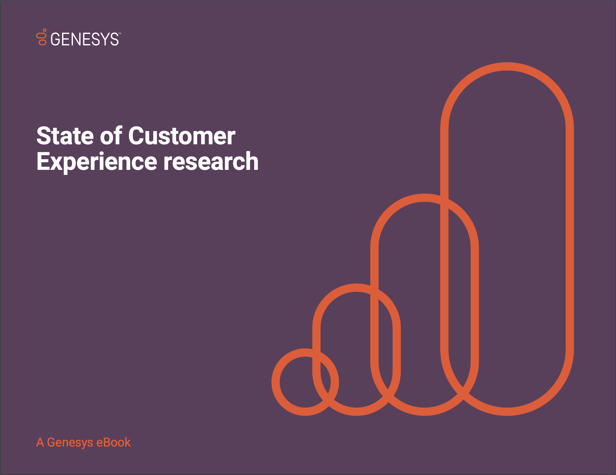 2019 - GENESYS - State of Customer Experience research